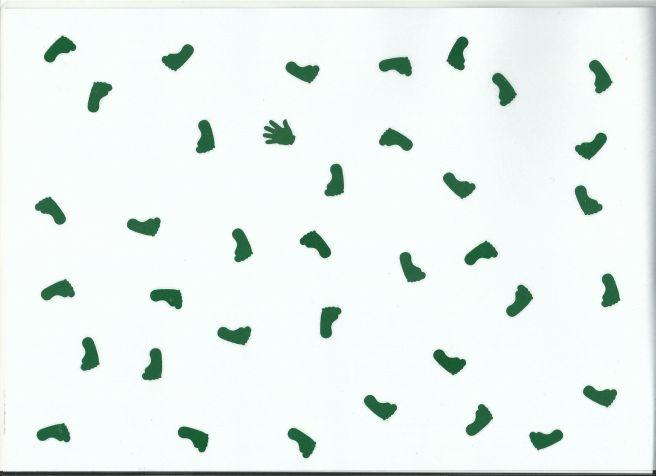 Hand suchen 2 von tinas blumenwiese