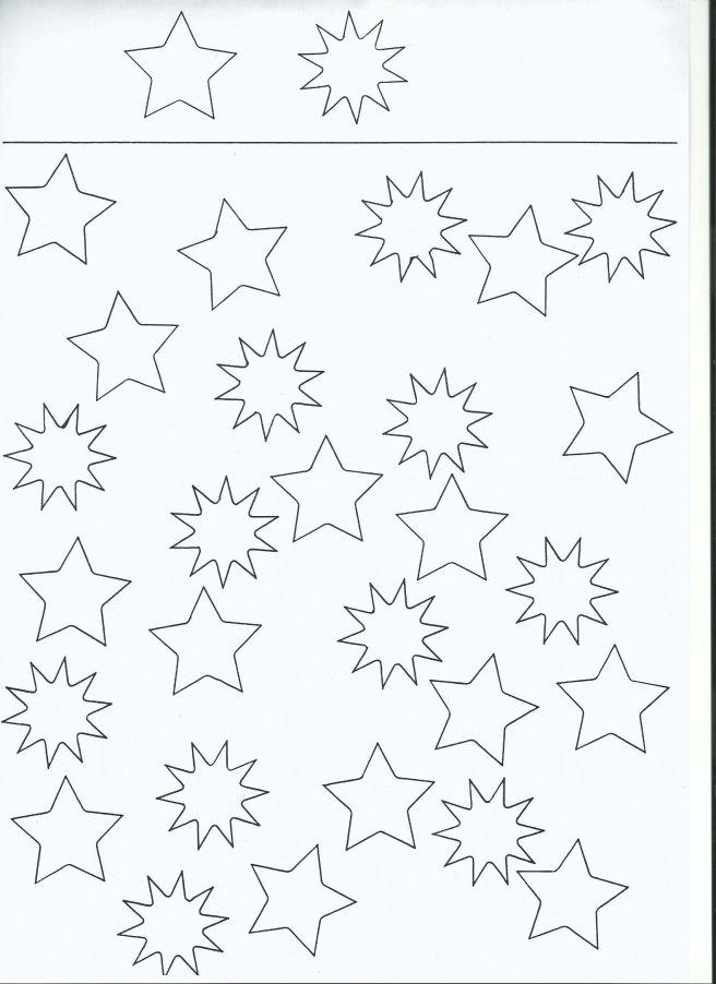 Sterne suchen von tinasblumenwiese