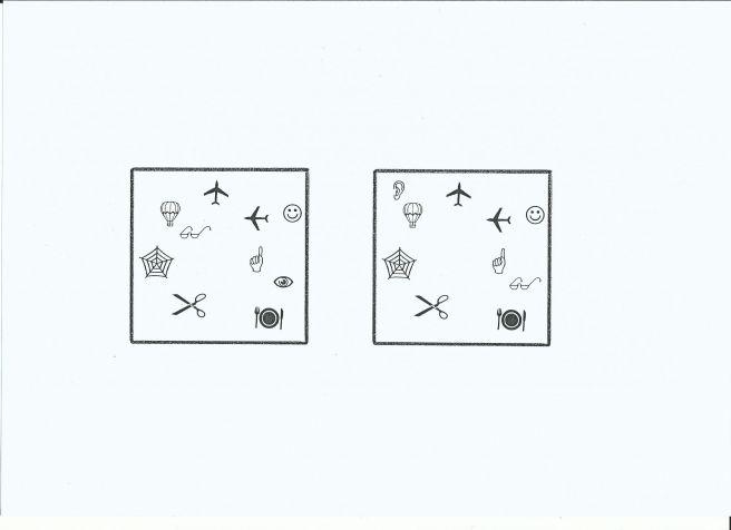 Unterschiede finden5 von tinas blumenwiese